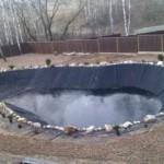 Строительство водоемов: как создать красивый, оригинальный, долговечный пруд