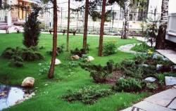 оформить сад цена