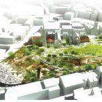 Ландшафтный дизайн торговых центров