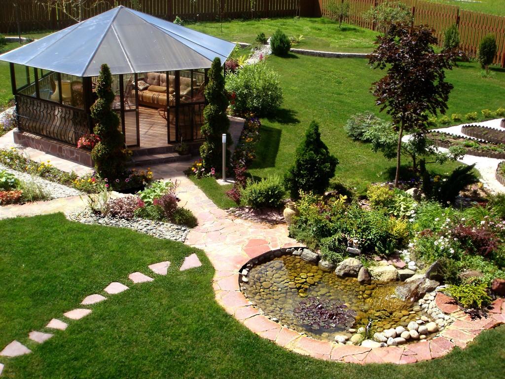 Самые частые ошибки при оформлении сада своими руками